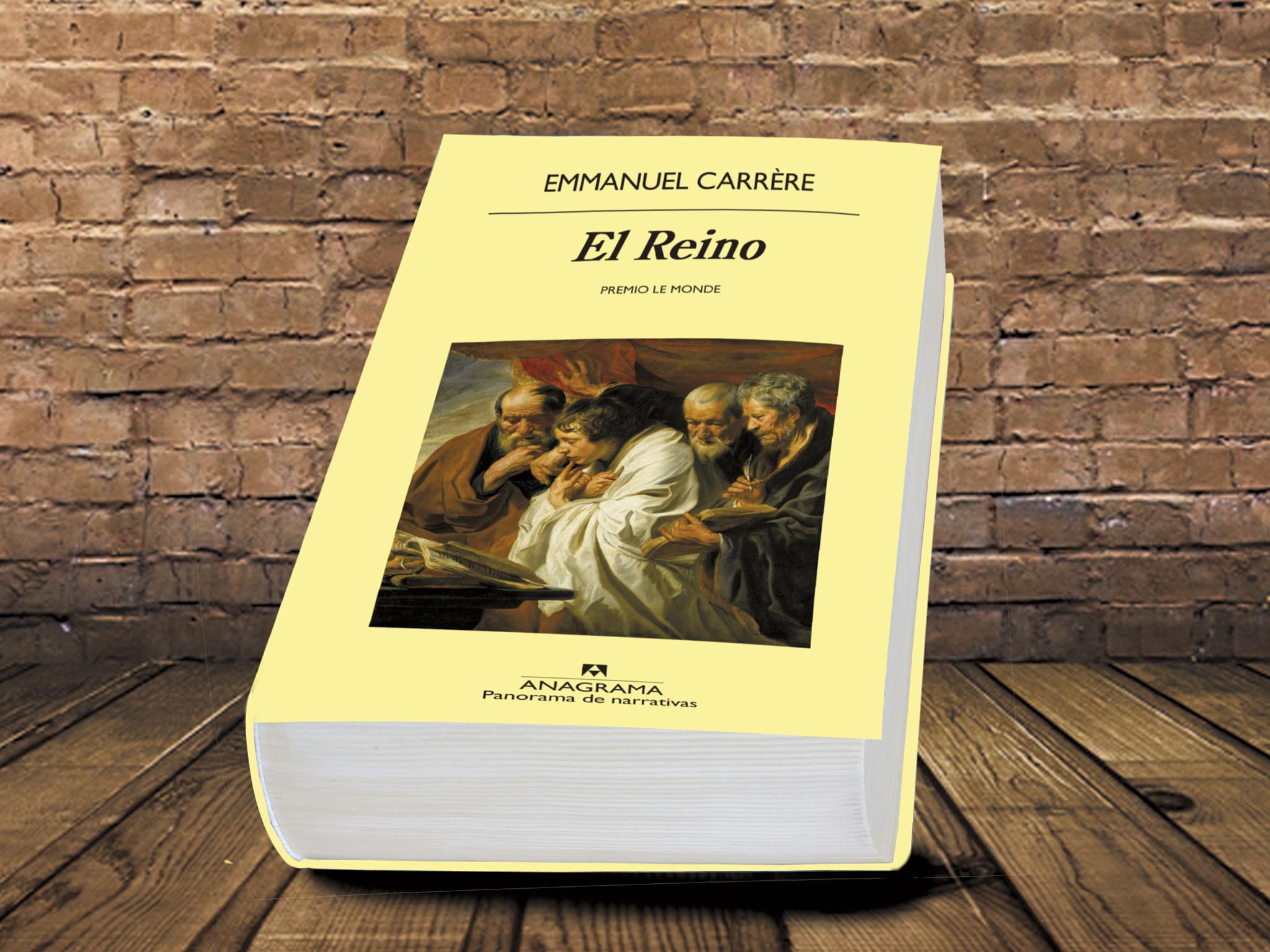 'El Reino', de Emmanuel Carrère