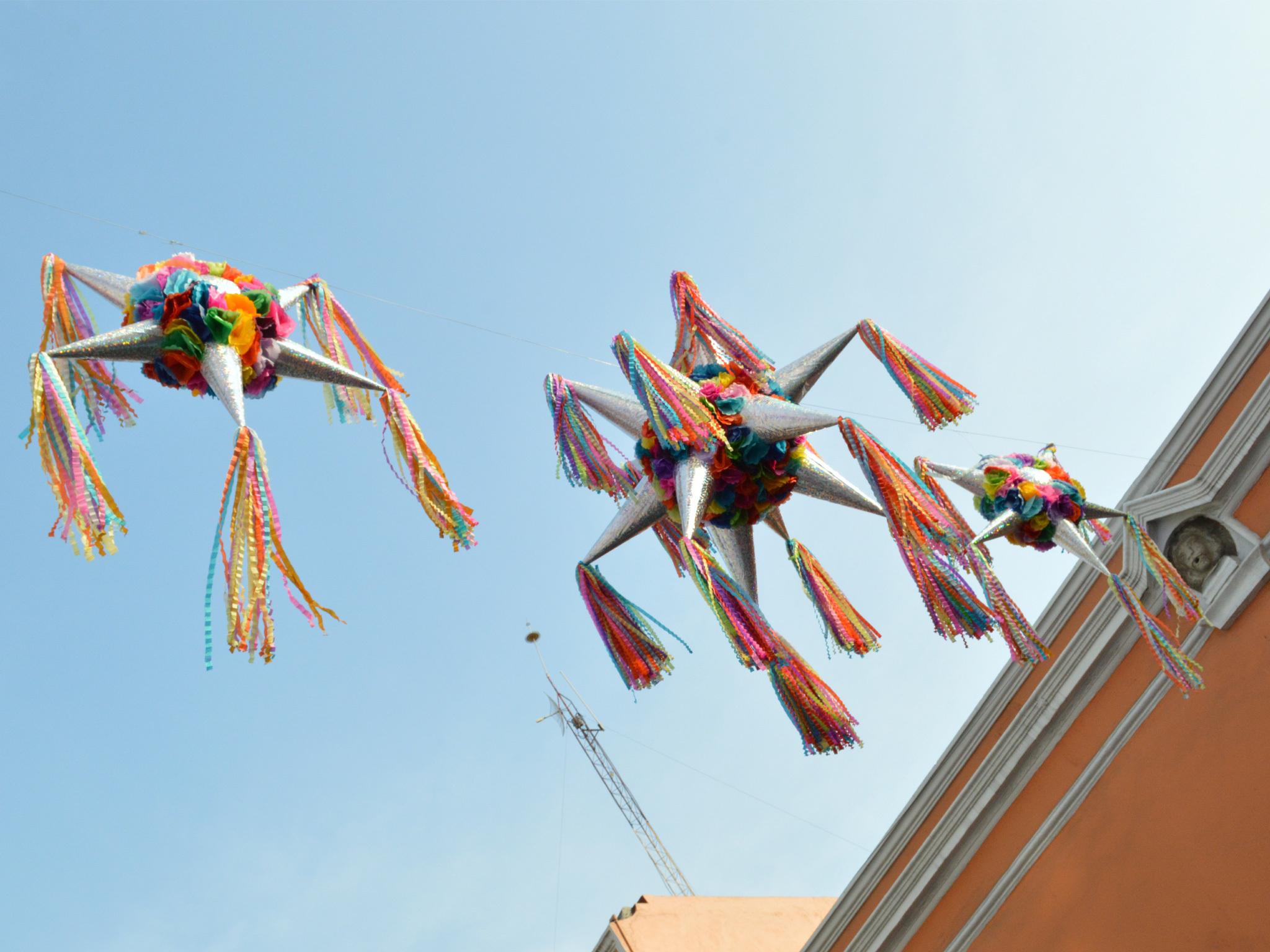 Taller de piñatas artesanales