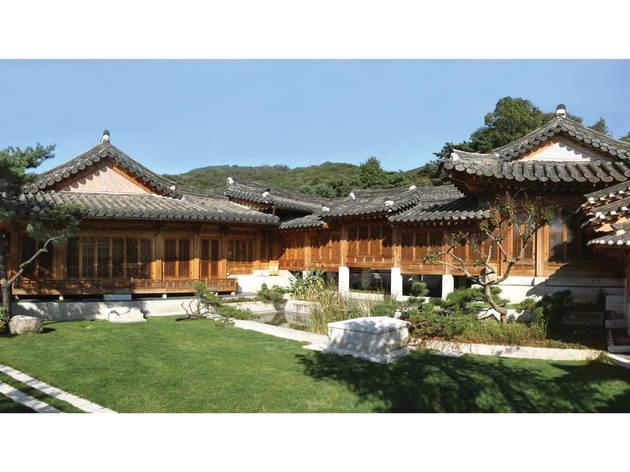 Korea Furniture museum