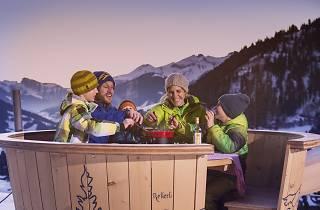 Fondue pot Caquelon Gstaad