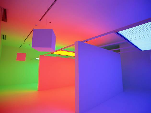 Spatial Illumination - 9 Lights in 9 Rooms