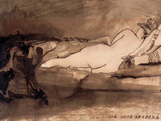 Victor Hugo (© Maisons de Victor Hugo / RogerViollet)