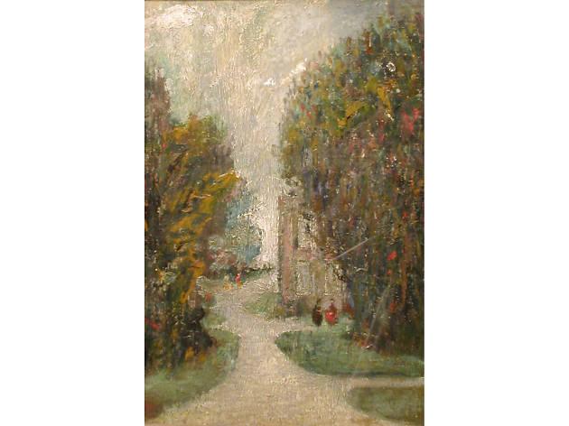 Landscape about 1912