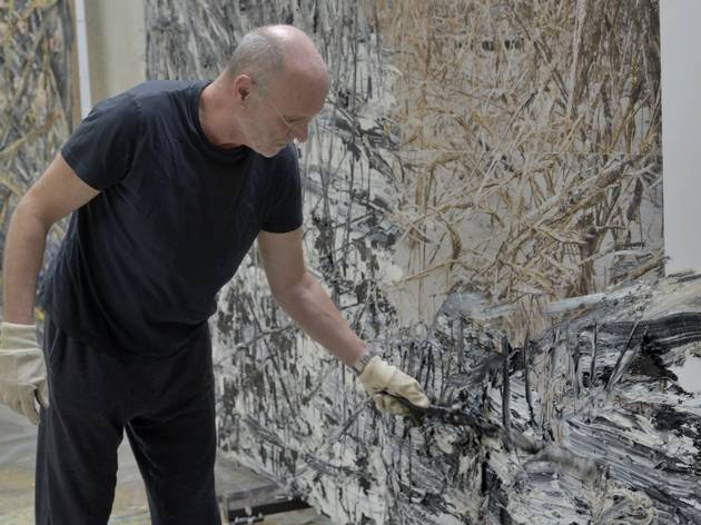 Anselm Kiefer (© Anselm Kiefer / Photo : Charles Duprat)