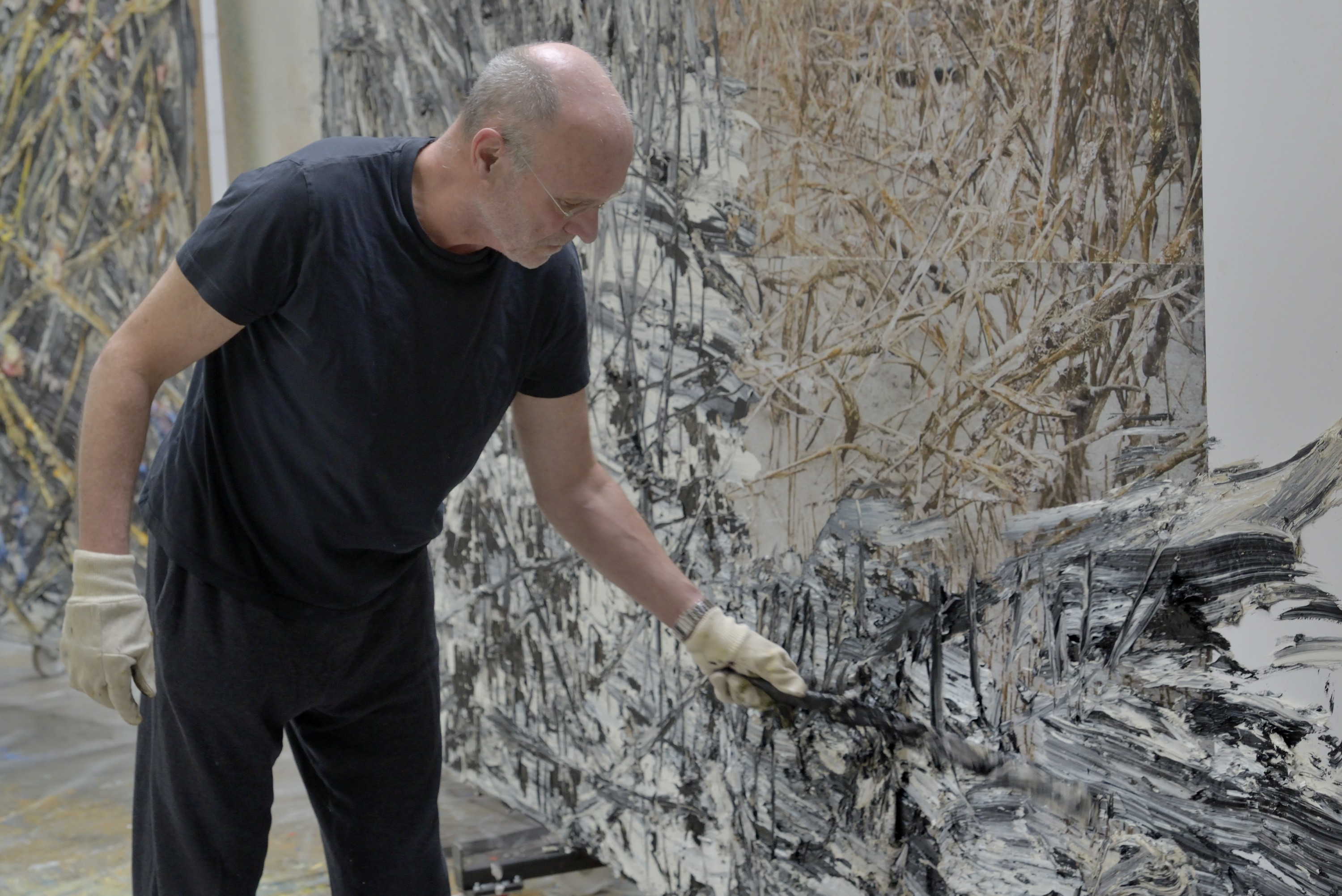 (© Anselm Kiefer / Photo : Charles Duprat)