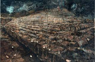Anselm Kiefer (© Anselm Kiefer / Photo : Ben Blackwell)