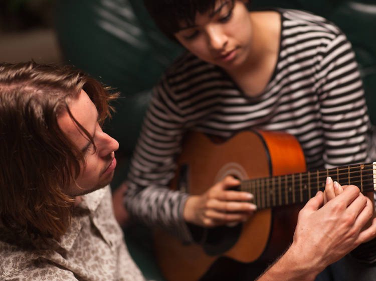 The best places to take guitar lessons in NYC