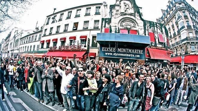 Retour de l'Elysée Montmartre ?