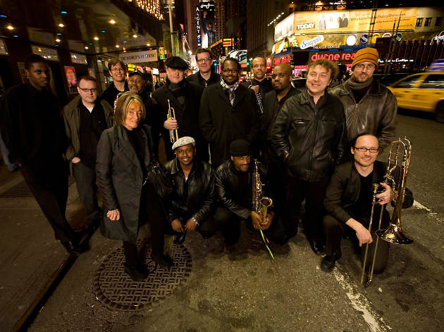 The Mingus Big Band