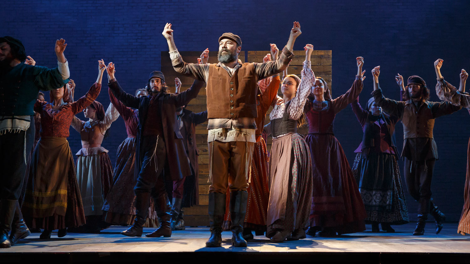 Fiddler On The Roof Theater In New York
