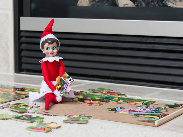 10 times parents abused their Elf on the Shelf