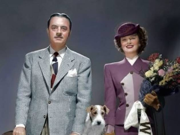 The Thin Man + Libeled Lady screening