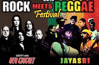 Rock meets Reggae