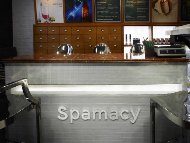 Spamacy