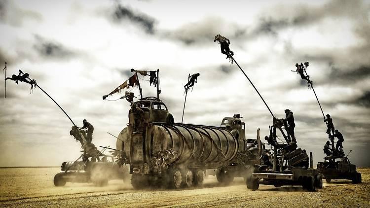 Mad Max : Fury Road, hommage au cinéma muet ?