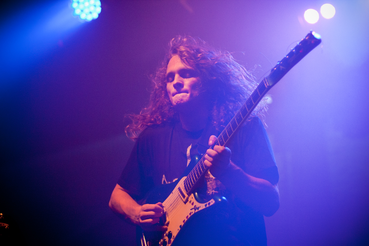 King Gizzard & The Lizard Wizard en concert