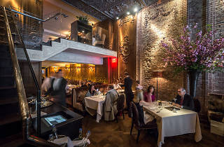 High End Italian Restaurants In New York City