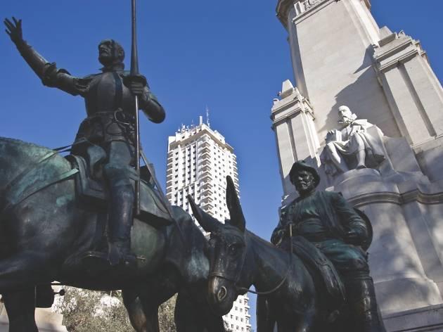 Any Cervantes