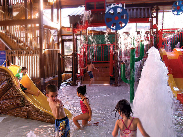 Rocking Horse Ranch Resort Big Splash Indoor Waterpark