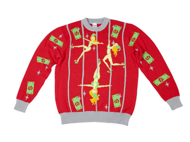 The most offensive funny Christmas sweaters you can wear (if you dare)