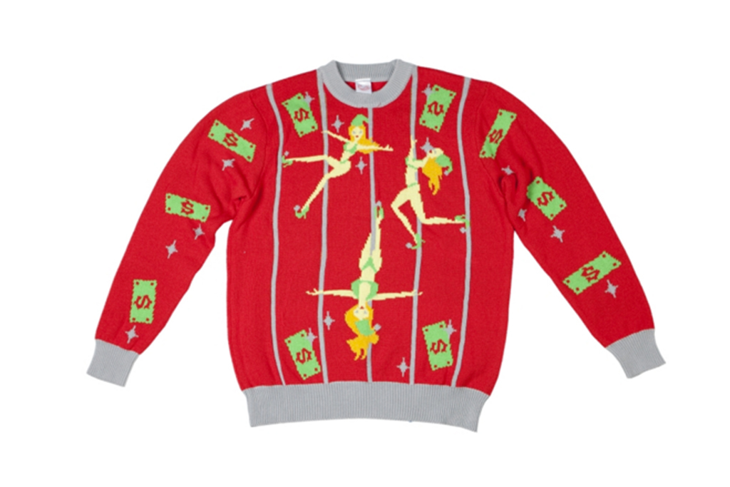 funny christmas sweaters you can get in time for the holidays - Offensive Ugly Christmas Sweater