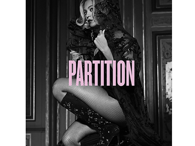 """Partition"" by Beyonce"