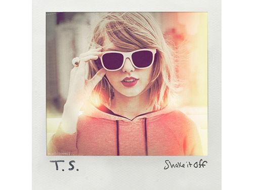 """Shake It Off"" by Taylor Swift"