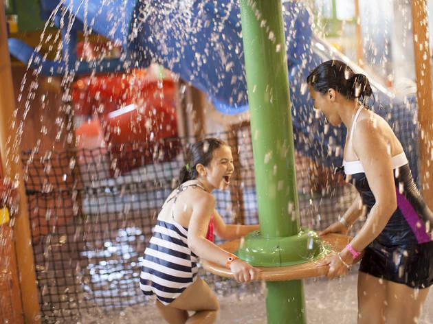 Best indoor water parks near NYC