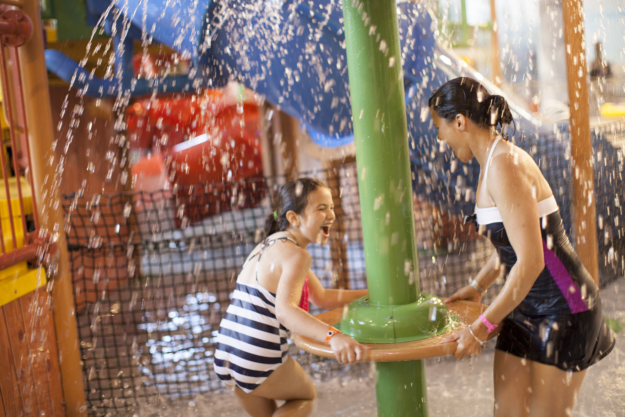Best indoor water parks near NYC