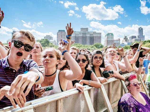 Lollapalooza will expand to four days in 2016