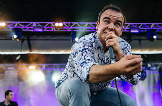 Future Islands + Digable Planets + Noname