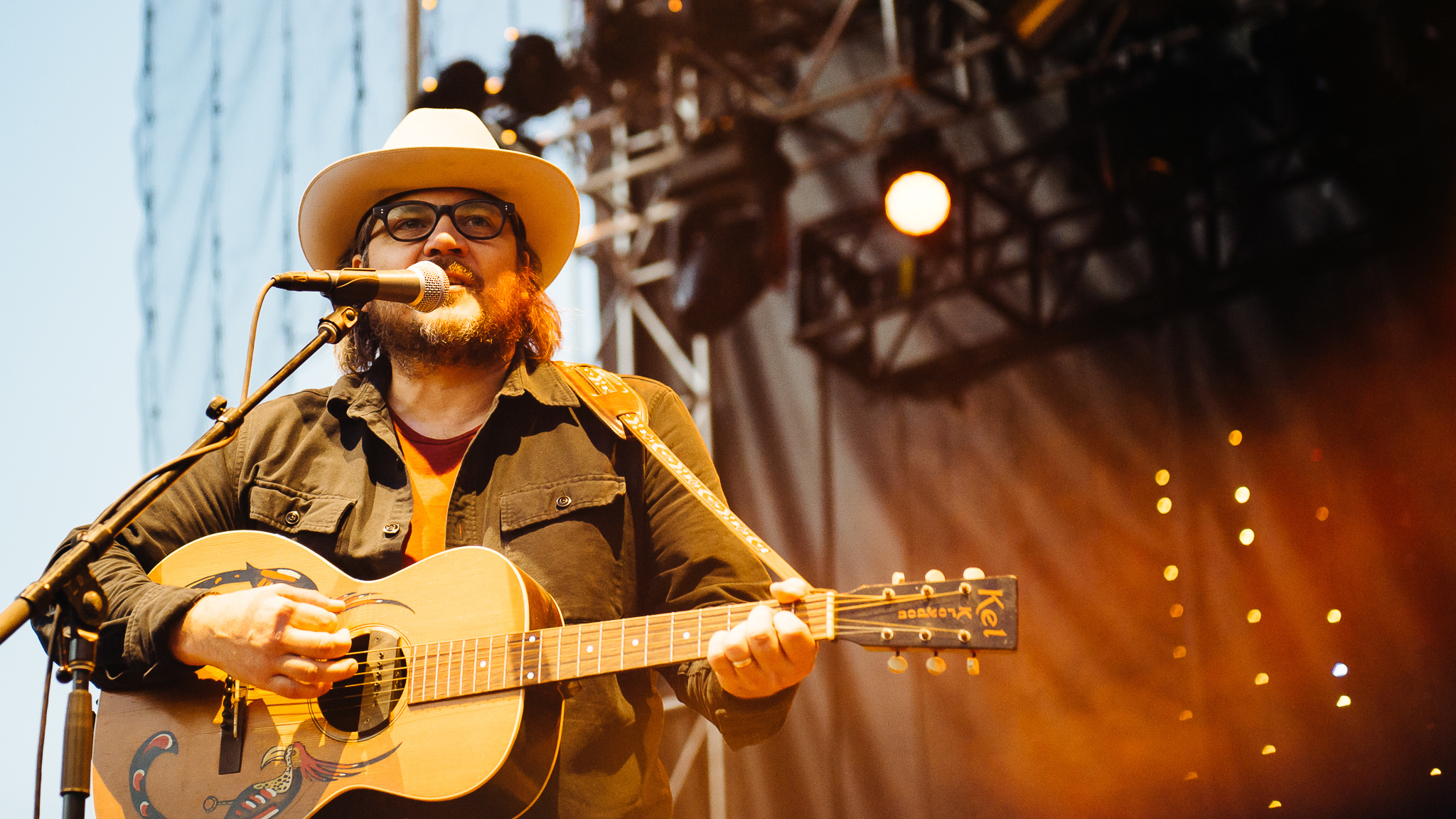 Wilco at Pitchfork Music Festival