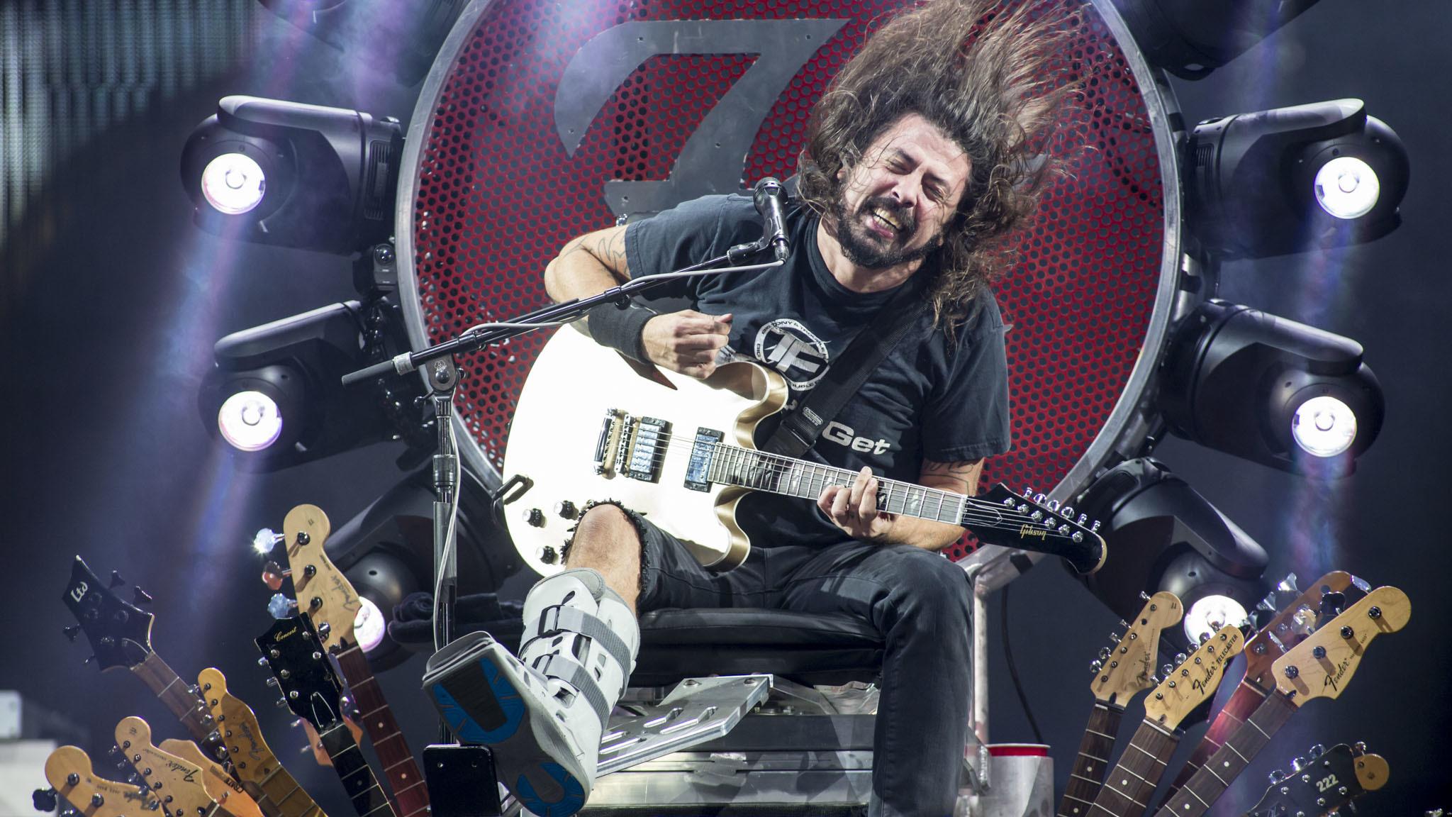 As 10 melhores canções dos Foo Fighters