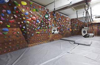 The Ja's Climbing Gym