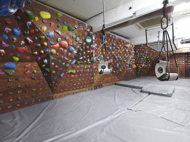 The Ja's Climbing Gym