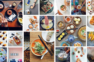 Instagram - Camera eats first