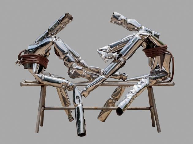 envision sculptures jun ming