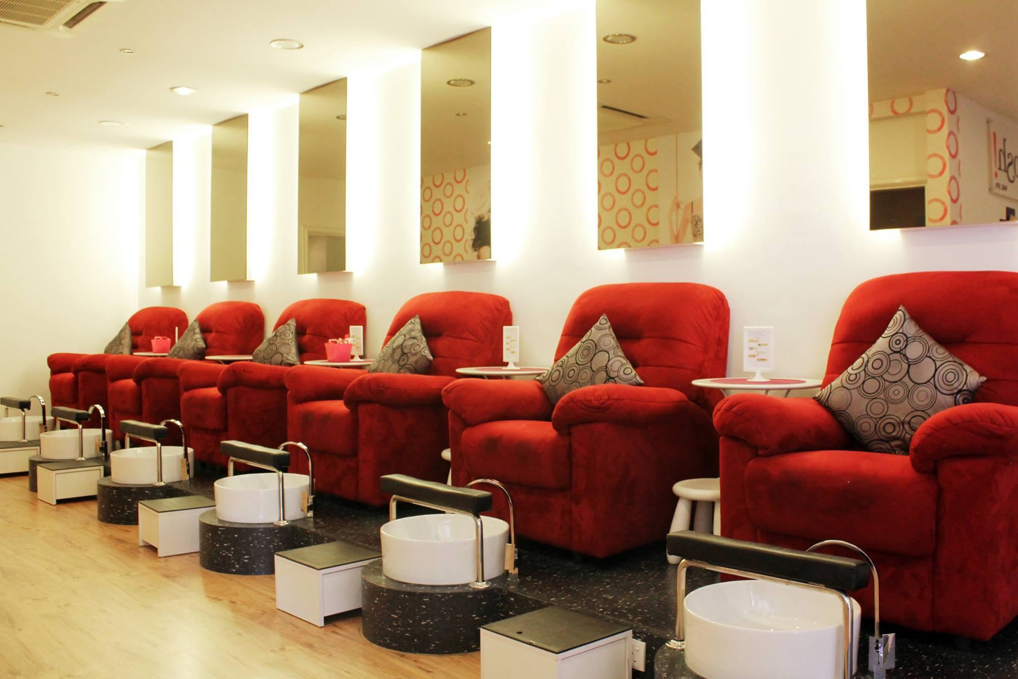 The best spas, salons and beauty services