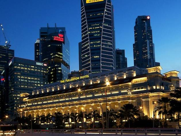 Celebrate Monuments: The Fullerton Hotel