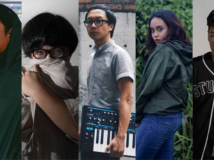 The top 30 local tracks of 2015