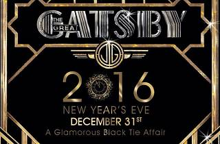 The Great Gatsby New year's eve at Kempinski