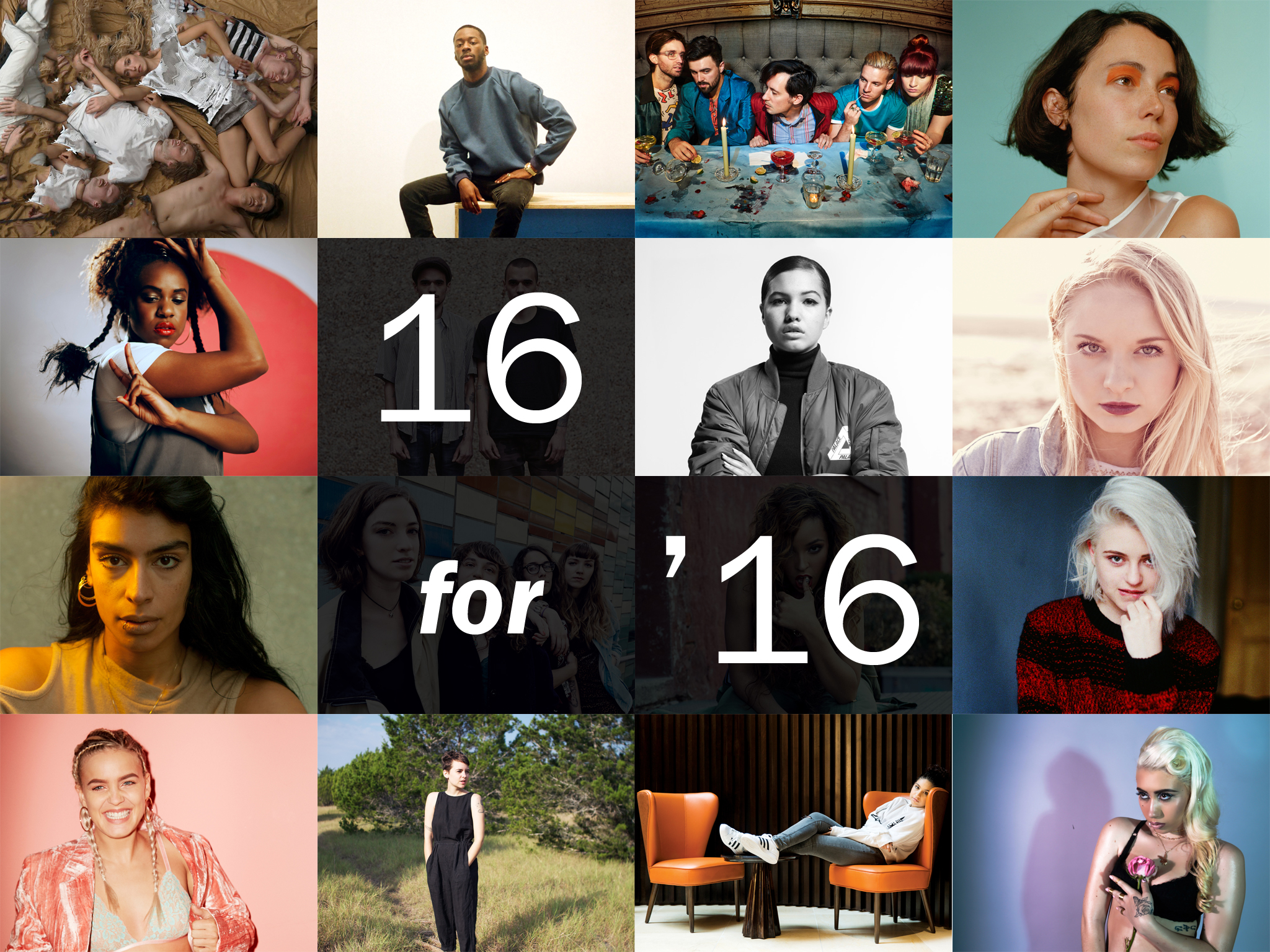 Music ones to watch in 2016