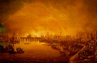 Fire of London, Samuel Pepys exhibition - competition 2016