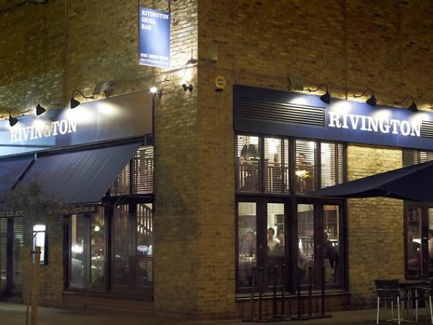 Rivington Grill Greenwich - comp 2016