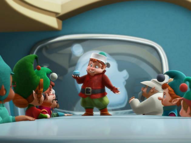 Saving Santa en Netflix