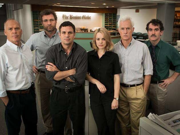Tertúlia de cine: 'Spotlight'