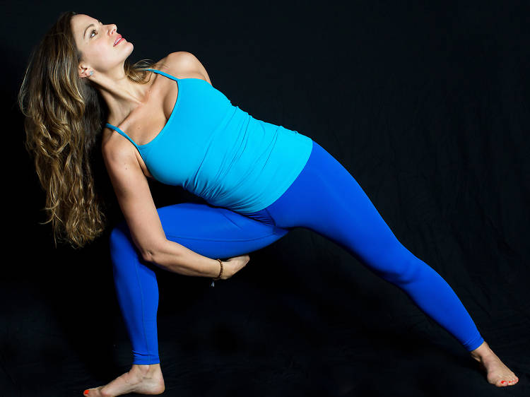 Beginners at Goodyoga Greenpoint