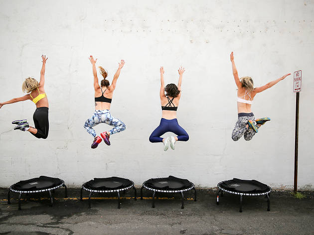 The best fitness classes for beginners in NYC