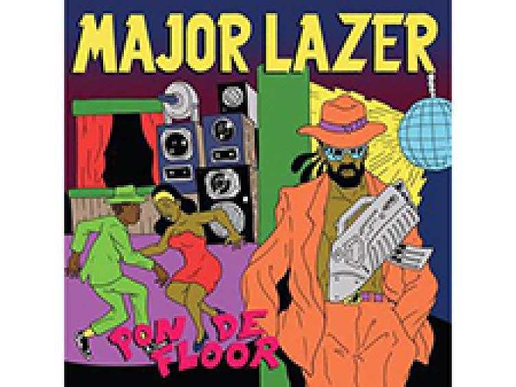 """""""Pon De Floor"""" by Major Lazer"""