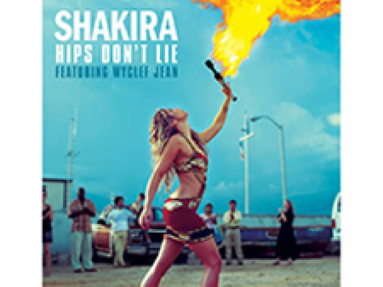 """""""Hips Don't Lie"""" by Shakira"""